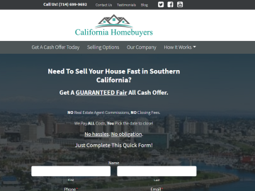 California Homebuyers