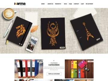 Karma Stationery
