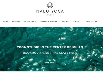 Nalu Yoga Milano
