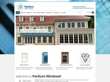 PanEuro Windows