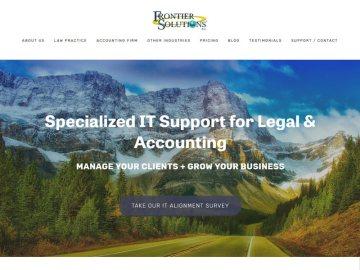 Frontier Solutions
