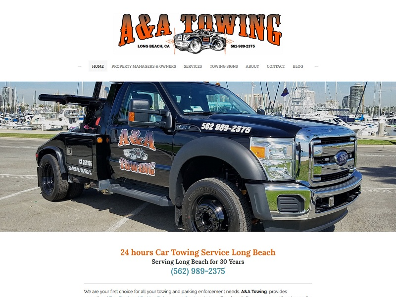 A A Towing